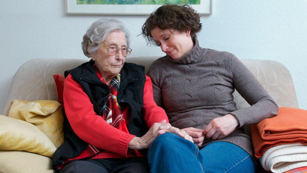 Beratungsgespräch Pflege