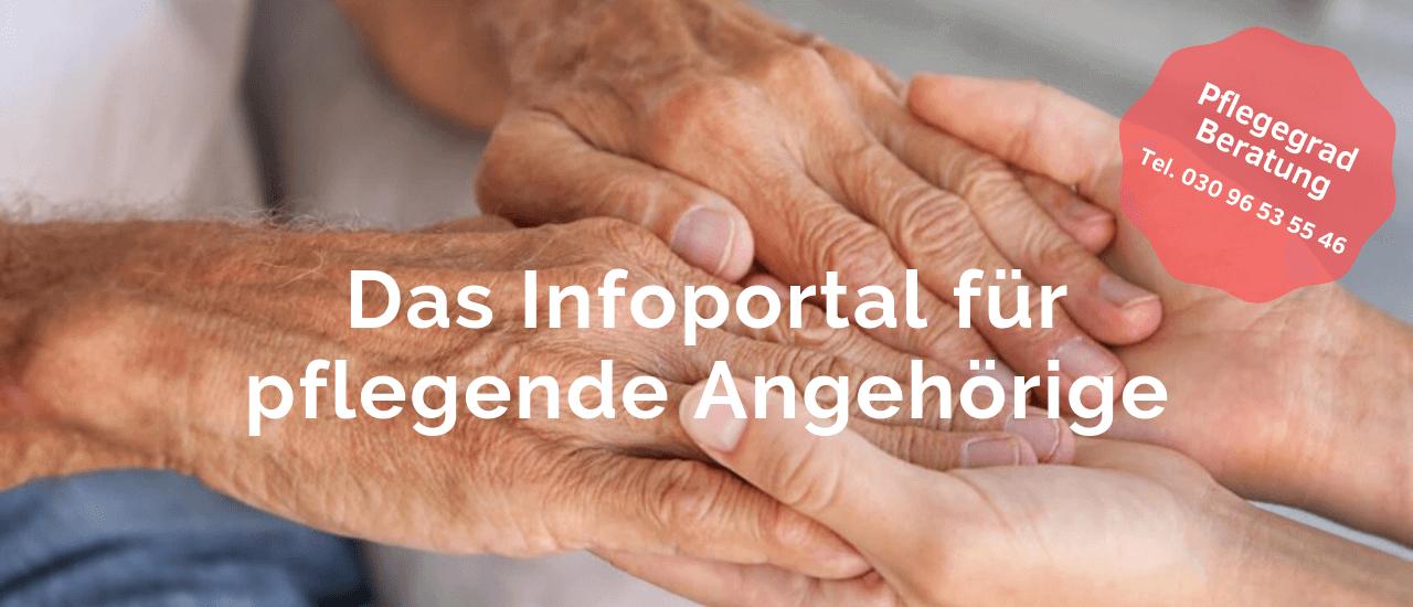 DerPflegefuchs.de - das Infoportal für pflegende Angehörige