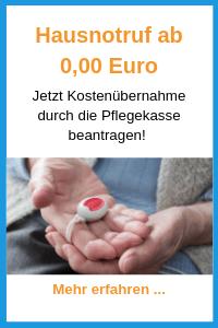 Hausnotruf für Senioren ab 0,00 Euro