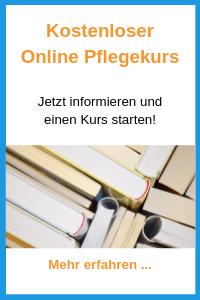 kostenloser Online Pflegekurs