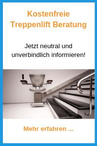 kostenlose Treppenlift Beratung