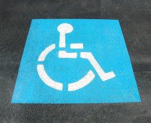 Behindertenparkplatz beantragen