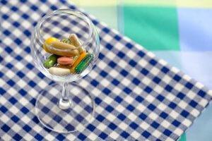 Nahrungsergänzungsmittel für Senioren