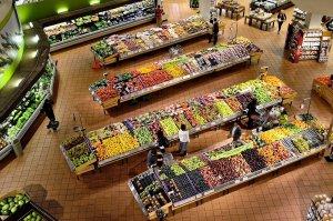Informationen zum Einkaufstrolley